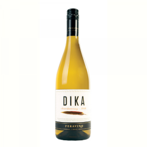 Croatia white wine DIKA Chardonnay