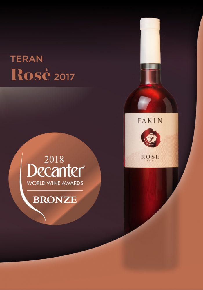 Bronze - Rose 17